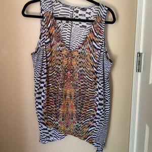 Lane Bryant Top gently used